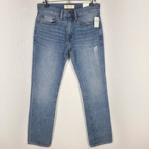 Gap 1969 Slim Leg No Stretch Jeans 29 X 30 NWT